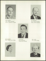Page 10, 1958 Edition, Paramount High School - Jolly Roger Yearbook (Paramount, CA) online yearbook collection