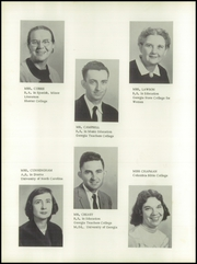 Page 12, 1958 Edition, Paramount High School - Jolly Roger Yearbook (Paramount, CA) online yearbook collection