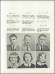 Page 17, 1958 Edition, Paramount High School - Jolly Roger Yearbook (Paramount, CA) online yearbook collection