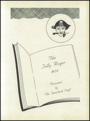 Page 5, 1958 Edition, Paramount High School - Jolly Roger Yearbook (Paramount, CA) online yearbook collection