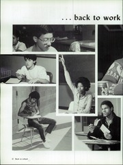 Page 14, 1984 Edition, Blair High School - Saga Yearbook (Pasadena, CA) online yearbook collection