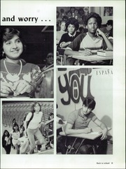 Page 15, 1984 Edition, Blair High School - Saga Yearbook (Pasadena, CA) online yearbook collection