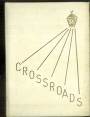 Page 1, 1958 Edition, Mayfield High School - Crossroads Yearbook (Pasadena, CA) online yearbook collection