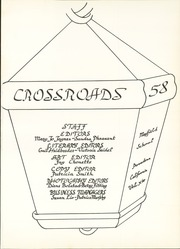 Page 5, 1958 Edition, Mayfield High School - Crossroads Yearbook (Pasadena, CA) online yearbook collection
