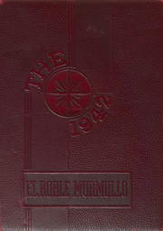 1942 Edition, Paso Robles High School - El Roble Murmullo Yearbook (Paso Robles, CA)