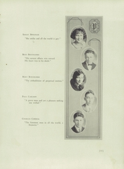 Page 13, 1928 Edition, Patterson High School - Del Puerto Yearbook (Patterson, CA) online yearbook collection
