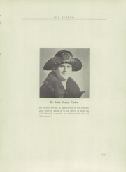 Page 7, 1928 Edition, Patterson High School - Del Puerto Yearbook (Patterson, CA) online yearbook collection