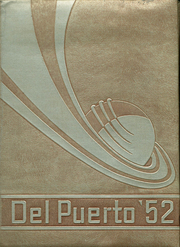 1952 Edition, Patterson High School - Del Puerto Yearbook (Patterson, CA)
