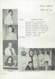 Page 14, 1952 Edition, Patterson High School - Del Puerto Yearbook (Patterson, CA) online yearbook collection