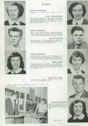 Page 16, 1952 Edition, Patterson High School - Del Puerto Yearbook (Patterson, CA) online yearbook collection