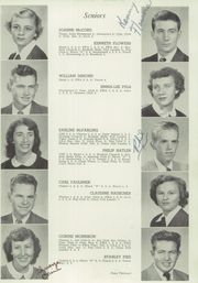 Page 17, 1952 Edition, Patterson High School - Del Puerto Yearbook (Patterson, CA) online yearbook collection