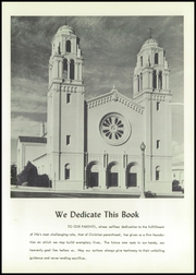 Page 11, 1956 Edition, St Vincent High School - Spirit Yearbook (Petaluma, CA) online yearbook collection