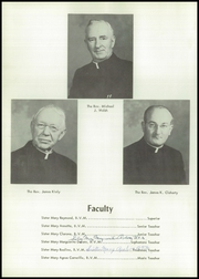 Page 12, 1956 Edition, St Vincent High School - Spirit Yearbook (Petaluma, CA) online yearbook collection
