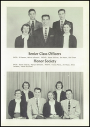 Page 15, 1956 Edition, St Vincent High School - Spirit Yearbook (Petaluma, CA) online yearbook collection