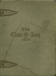 Page 1, 1924 Edition, Piedmont High School - Clan O Log Yearbook (Piedmont, CA) online yearbook collection
