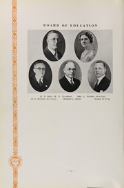 Page 16, 1933 Edition, Piedmont High School - Clan O Log Yearbook (Piedmont, CA) online yearbook collection