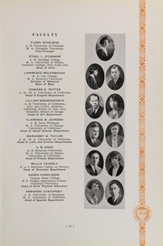 Page 17, 1933 Edition, Piedmont High School - Clan O Log Yearbook (Piedmont, CA) online yearbook collection