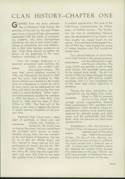 Page 13, 1936 Edition, Piedmont High School - Clan O Log Yearbook (Piedmont, CA) online yearbook collection