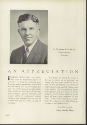 Page 14, 1936 Edition, Piedmont High School - Clan O Log Yearbook (Piedmont, CA) online yearbook collection
