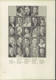 Page 16, 1936 Edition, Piedmont High School - Clan O Log Yearbook (Piedmont, CA) online yearbook collection