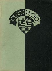 Page 1, 1937 Edition, Piedmont High School - Clan O Log Yearbook (Piedmont, CA) online yearbook collection
