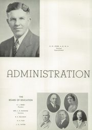 Page 16, 1937 Edition, Piedmont High School - Clan O Log Yearbook (Piedmont, CA) online yearbook collection