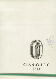 Page 5, 1937 Edition, Piedmont High School - Clan O Log Yearbook (Piedmont, CA) online yearbook collection