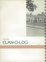 Page 6, 1942 Edition, Piedmont High School - Clan O Log Yearbook (Piedmont, CA) online yearbook collection