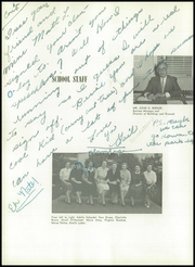 Page 12, 1958 Edition, Piedmont High School - Clan O Log Yearbook (Piedmont, CA) online yearbook collection