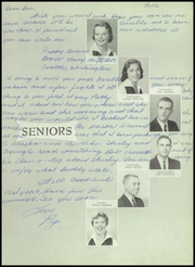 Page 17, 1958 Edition, Piedmont High School - Clan O Log Yearbook (Piedmont, CA) online yearbook collection
