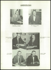Page 8, 1958 Edition, Piedmont High School - Clan O Log Yearbook (Piedmont, CA) online yearbook collection