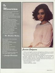 Page 13, 1988 Edition, St Bernard High School - Voyager Yearbook (Playa Del Rey, CA) online yearbook collection