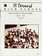 Page 5, 1988 Edition, St Bernard High School - Voyager Yearbook (Playa Del Rey, CA) online yearbook collection