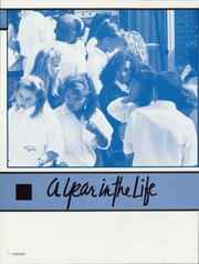 Page 6, 1988 Edition, St Bernard High School - Voyager Yearbook (Playa Del Rey, CA) online yearbook collection