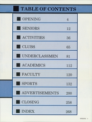 Page 7, 1988 Edition, St Bernard High School - Voyager Yearbook (Playa Del Rey, CA) online yearbook collection
