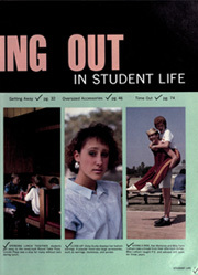 Page 11, 1987 Edition, Arlington High School - Simba Kali Yearbook (Riverside, CA) online yearbook collection
