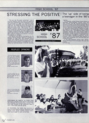 Page 42, 1987 Edition, Arlington High School - Simba Kali Yearbook (Riverside, CA) online yearbook collection