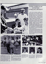 Page 43, 1987 Edition, Arlington High School - Simba Kali Yearbook (Riverside, CA) online yearbook collection