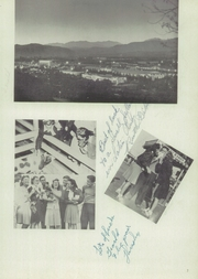 Page 11, 1942 Edition, Pomona High School - Inferno Yearbook (Pomona, CA) online yearbook collection