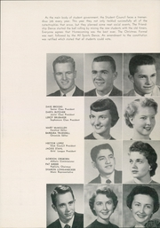 Page 13, 1956 Edition, Pomona High School - Inferno Yearbook (Pomona, CA) online yearbook collection