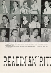 Page 14, 1956 Edition, Pomona High School - Inferno Yearbook (Pomona, CA) online yearbook collection