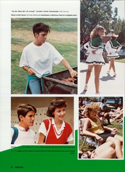 Page 16, 1987 Edition, Poway High School - Odyssey Yearbook (Poway, CA) online yearbook collection
