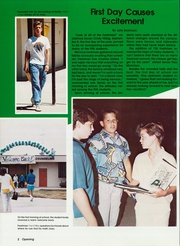 Page 6, 1987 Edition, Poway High School - Odyssey Yearbook (Poway, CA) online yearbook collection