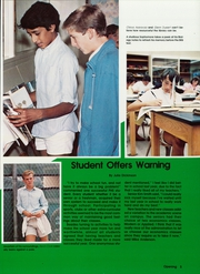 Page 9, 1987 Edition, Poway High School - Odyssey Yearbook (Poway, CA) online yearbook collection