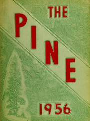 1956 Edition, Quincy High School - Pine Yearbook (Quincy, CA)