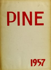 1957 Edition, Quincy High School - Pine Yearbook (Quincy, CA)