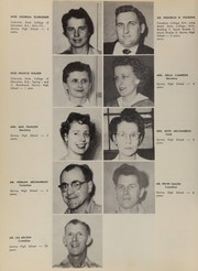 Page 12, 1957 Edition, Quincy High School - Pine Yearbook (Quincy, CA) online yearbook collection