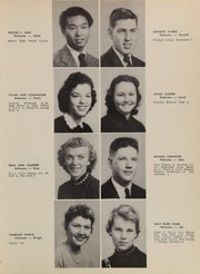 Page 15, 1957 Edition, Quincy High School - Pine Yearbook (Quincy, CA) online yearbook collection