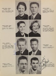 Page 17, 1957 Edition, Quincy High School - Pine Yearbook (Quincy, CA) online yearbook collection