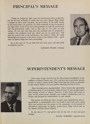 Page 7, 1957 Edition, Quincy High School - Pine Yearbook (Quincy, CA) online yearbook collection